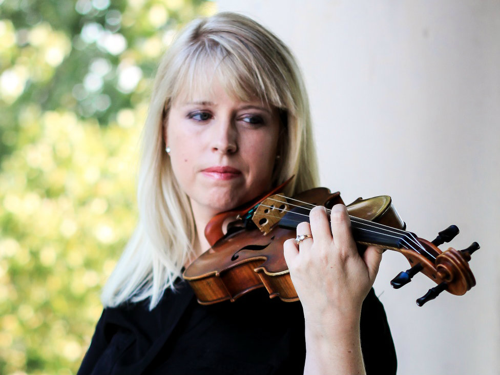 Ponce De Leon Music Welcomes New Violin Instructor
